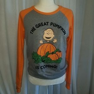 The Great Pumpkin Peanuts shirt